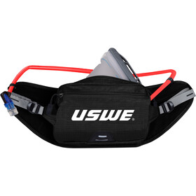 USWE Zulo 2 Hip Bag carbon/black